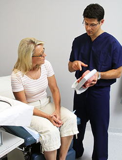 Interstim therapy for bladder problems
