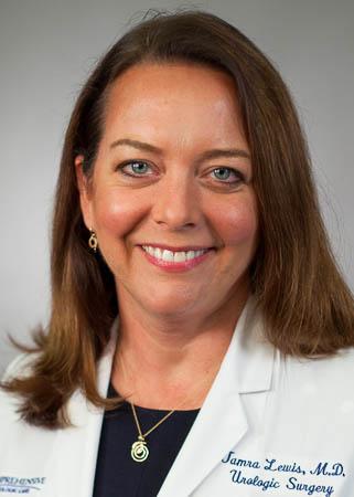 Dr. Tamra Lewis, Urologist